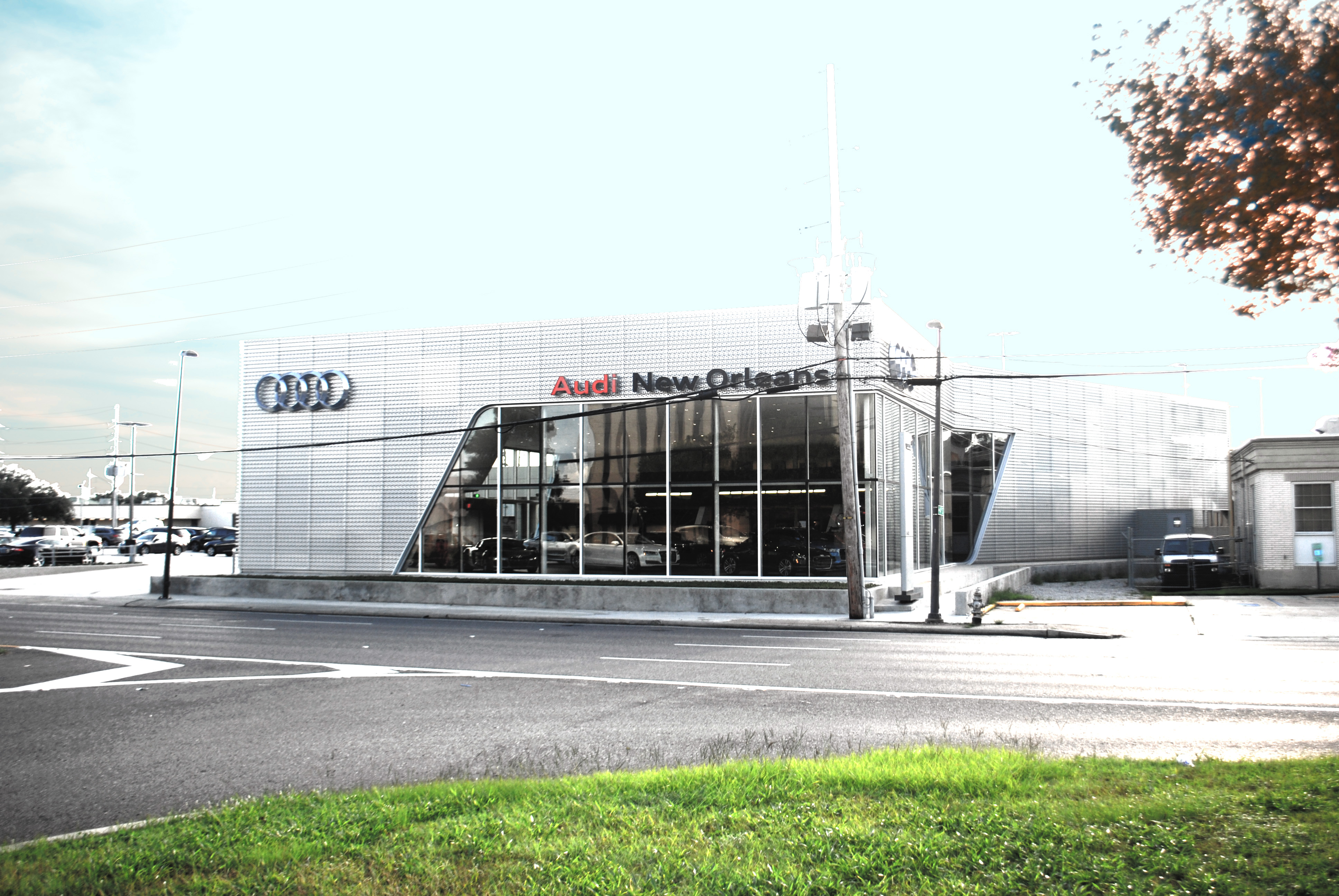 Audi New Orleans Mouton Long Turner Architects