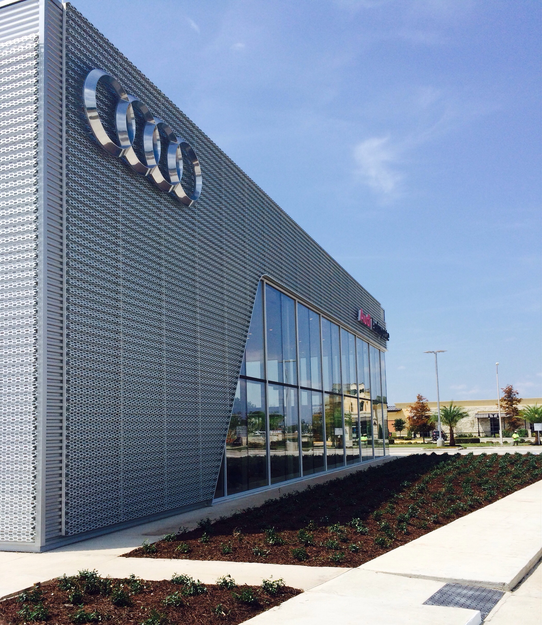 Audi lafayette la mouton long turner architects for Metairie architects